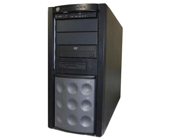 中古 富士通 物品 PRIMERGY TX150 S6 PGT1564GS 2GB 2.4GHz 2020秋冬新作 E4600 Core2Duo SAS 73GB×1