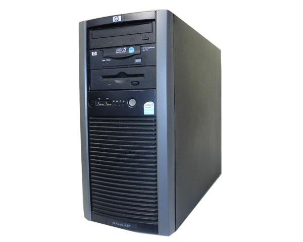 HP ProLiant ML310 G3 409828-291 【中古】Pentium4-3.4GHz/1.5GB/36GB×2