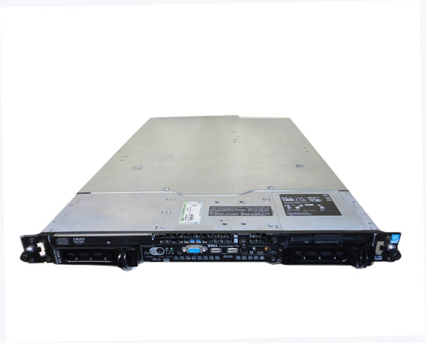 DELL PowerEdge 1850【中古】Xeon-3.8GHz×2/2GB/HDDレス(別売り)