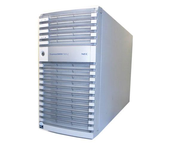 NEC Express5800/120LJ(N8100-1418)【中古】Xeon X5260 3.33GHz×2/4GB/73GB×1/AC×2