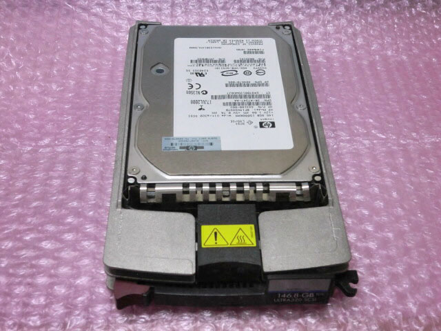 HP 低価格 443188-003 BF30084971 中古 300GB 80pin 3.5インチ 全品送料無料 Ultra320 15k