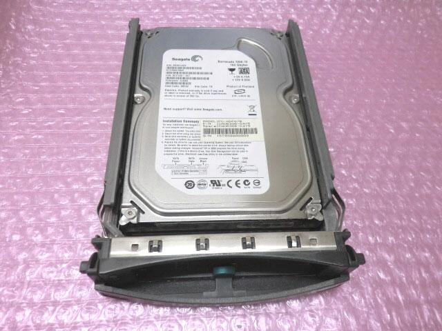 富士通 PG-HDE67A (CA06306-G471) 160GB SATA 3.5インチ【中古】