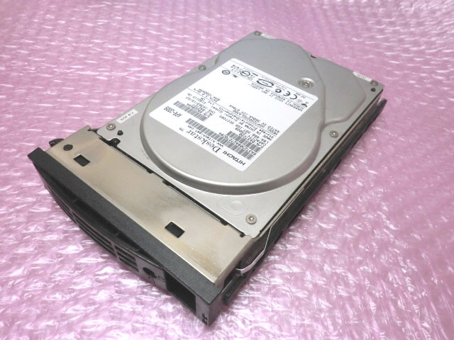 HITACHI UH72501A SATA 250GB 3.5インチ【中古】