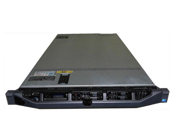 DELL PowerEdge R610【中古】Xeon E5530 2.4GHz/4GB/73GB×2/AC*2