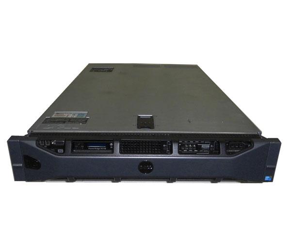 DELL PowerEdge R710 中古サーバー Xeon E5530 2.4GHz/4GB/73GB×1