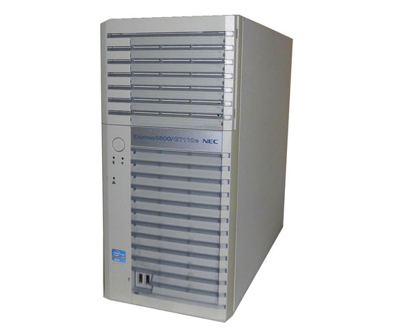 NEC Express5800/GT110e(N8100-1883Y)【中古】Xeon E3-1220 V2 3.1GHz/4GB/HDDなし