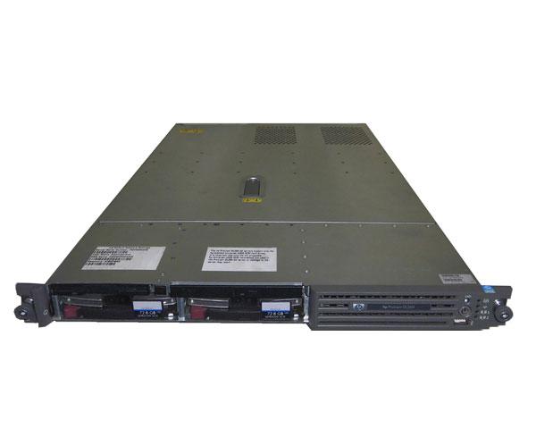 HP ProLiant DL360 G4 360528-291【中古】Xeon 3.6GHz/2GB/73GB×1