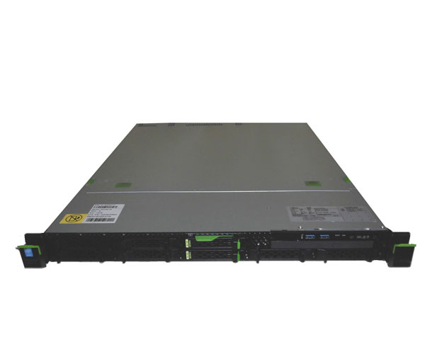 富士通 PRIMERGY RX100 S8 E3-1220 PYR108R2S【中古 PRIMERGY】Xeon E3-1220 V3 V3 3.1GHz/4GB/146GB×2, ハッピーフィール:14bbaf2a --- officewill.xsrv.jp
