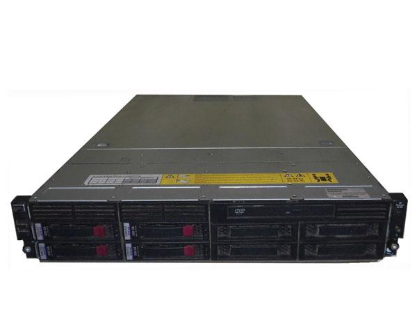 HP ProLiant DL180 AJ375A【中古】Xeon E5335 2.0GHz/4GB/300GB×4