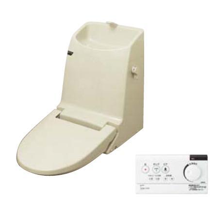 【色選べます】INAX シャワートイレ一体型取替用機能部CCタイプDWT-CC83(手洗い付)一般地・水抜方式