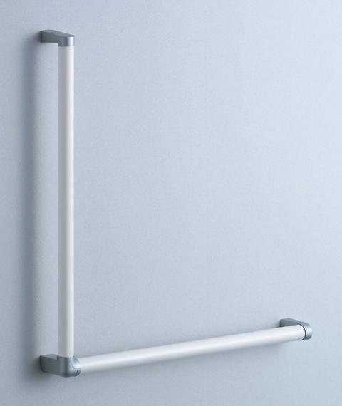 TOTO 手すり・天然木手すり L型 φ32 YHB601LA ・3万円以上お買い上げで送料無料!