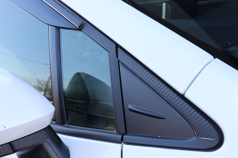 08-17 Express Savana Set of Side View Power Mirrors Heated Signal Dual Glass