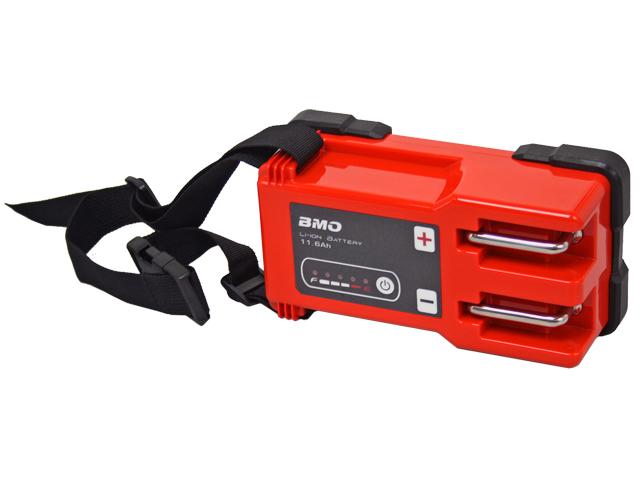 バッテリー BM-L116-SET BMOジャパン リチウムイオンバッテリー 11.6Ah チャージャーセット 釣具