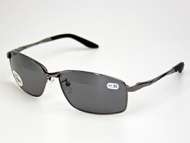 老眼鏡 偏光サングラス アイウェア アウトドア 最新号掲載アイテム 釣りに 輸入 老眼鏡入偏光サングラス バイフォーカルスポーツ BFS-5S 冒険王 ケース メガネ拭き付