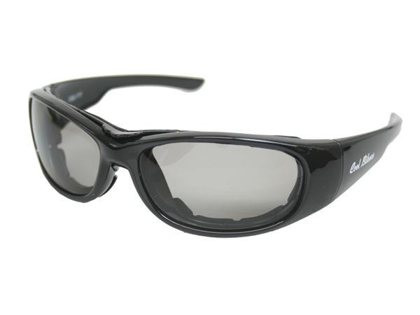 クールバイカーズ COOLBIKERS 調光偏光サングラス 2WAY 風防付 ゴーグル CB1-888-SP 巾着袋(白または黒)+メガネ拭き付(フレームはCB2-777)
