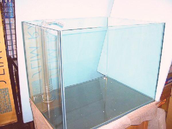 角型 オーバーフロー 水槽 60×45×45 (8mm)