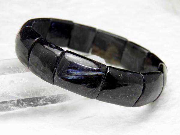 当社の 希少石 天然石・バングル型 幅約13.5-15.5mm ヌーマイト ブルーシルバーの輝き ヌーマイト バングルブレス 幅約13.5-15.5mm 天然石 パワーストーン, あとむ運動本舗:27454d60 --- supercanaltv.zonalivresh.dominiotemporario.com