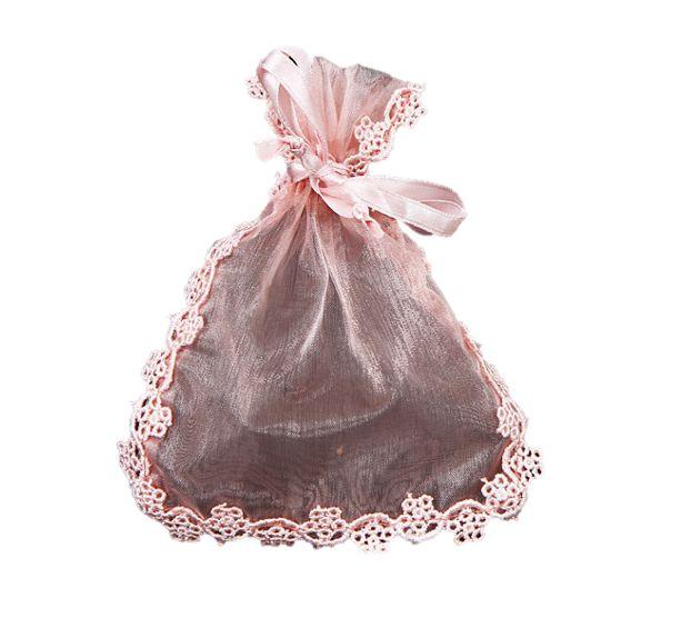 ラッピング袋 新品 新色追加して再販 送料無料 透ける花柄レース巾着袋 ポーチ 選べる3色 1枚売り