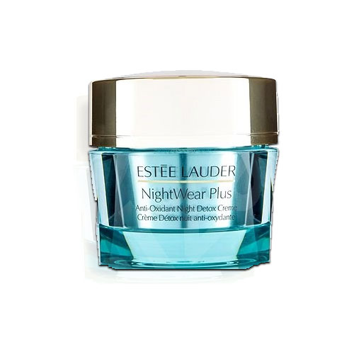 エスティローダー ナイトウェア プラス クリーム 50ml ESTEE LAUDER NIGHTWEAR PLUS CREME DETOX NUIT ANTI-OXYDANTE