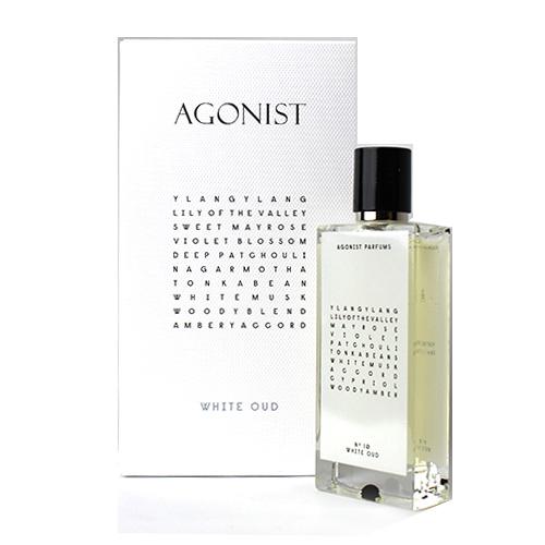 アゴニスト No 10 ホワイト ウード オードパルファム 50ml AGONIST No 10 WHITE OUD EDP [0437]