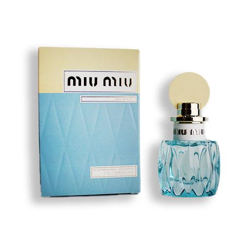 ミュウミュウ ロー ブルー オードパルファム 30ml MIU MIU L'EAU BLEUE EDP [9192]
