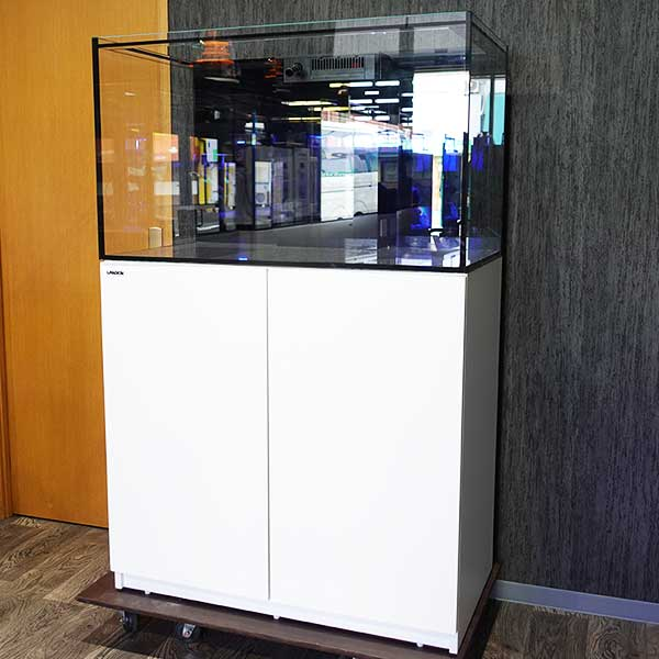 現品限り メーカー公式ショップ オーバーフロー水槽 SALENEW大人気 90 横 ×50 奥 cm ×53 LANDEN RM90 高