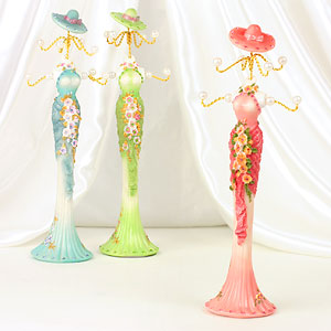 "In your room, masquerade ♪ elegantly ""attracted. ' storage ☆ mayfairediju jewelry stand appeared! ToS"