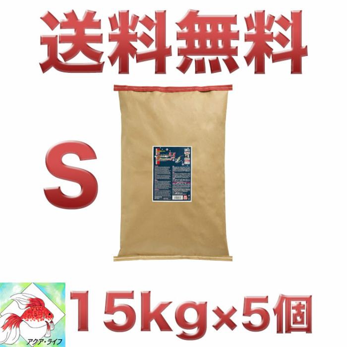 咲ひかり 朱雀 S 浮上 15kg 5個セット キョーリン 送料無料 代引き不可