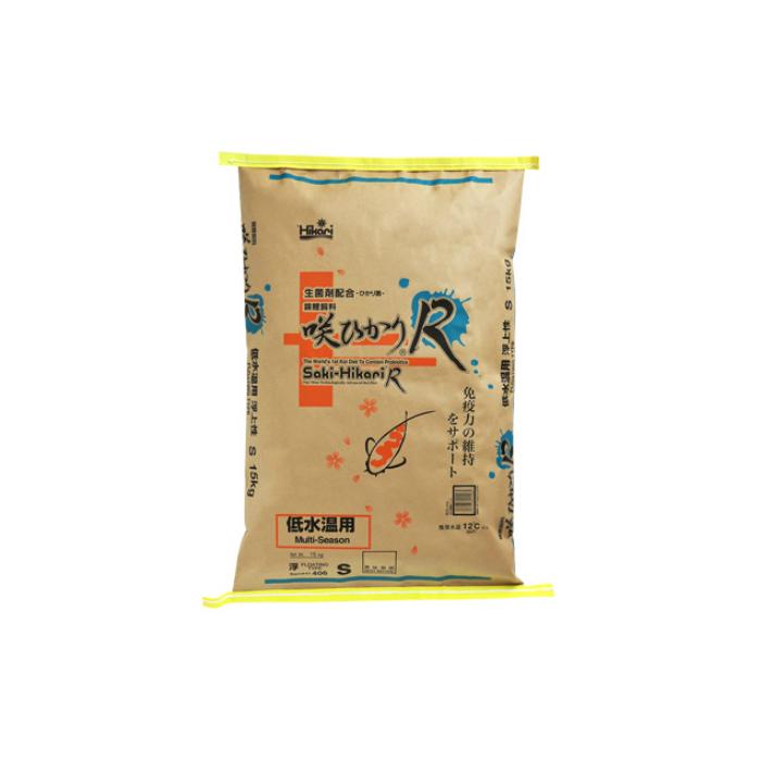 咲ひかりR 低水温用 M 浮上 15kg キョーリン 錦鯉飼料 エサ 送料無料