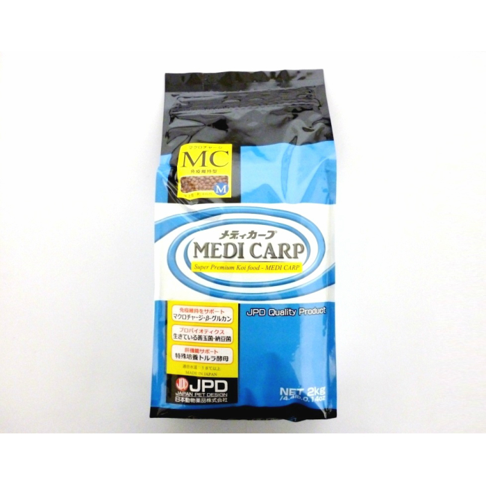 メディカープ MC (免疫維持型)M 2kg 6個入り 日本動物薬品