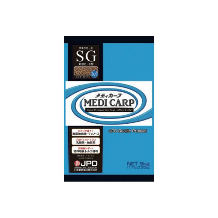 メディカープ SG (粘膜ガード型) M 5kg 3個入り 日本動物薬品 ニチドウ