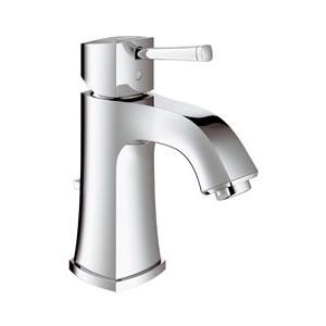 【送料無料】GRANDERA グランデラ シングルレバー洗面混合栓(引き棒付き) クローム 2330300J