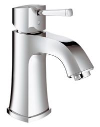【送料無料】GRANDERA グランデラ シングルレバー洗面混合栓(引き棒なし) クローム 2331000J