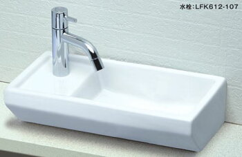 ###KVK KV435L [送料無料]手洗器 陶器