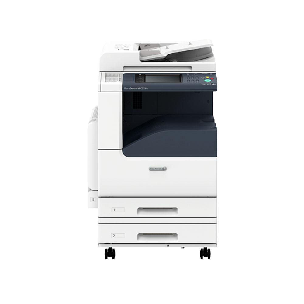 fujixerox カラー複合機 DocuCentre-VI C2264 (Model-CPFS-4T) [送料無料]