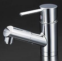 ###KVK KM8021ZT 洗面用シングルレバー式混合栓 [送料無料]