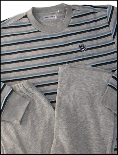 【GUNZE】グンゼ【COMME CI COMME CA】コムシコムサ長袖メンズパジャマギフトラッピング無料お見舞いお誕生日プレゼントに最適メンズ 秋冬物ルームウエアナイトウエア