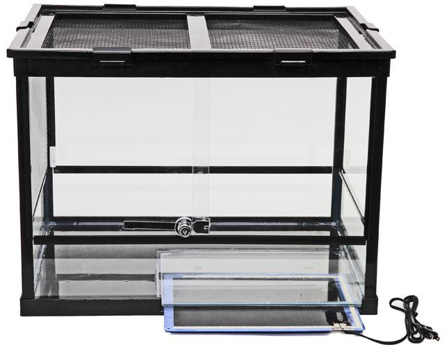 爬虫類 飼育 ケージ 爬虫類ケージ 水槽 両生類/ ケースバイケース645L ※別途送料加算