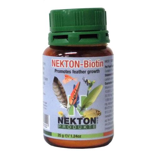 ≪換羽期の鳥類用水溶性粉末総合栄養剤≫ ネクトン-Biotin 爆売りセール開催中 スーパーSALEポイント5倍 35g 商品