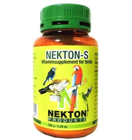 実物 送料0円 全ての鳥類の栄養補助食品ビタミン不足を解消 小鳥 サプリメント ネクトンS NEKTON-S 04 29 150g スーパーSALEポイント5倍 賞味期限:2023