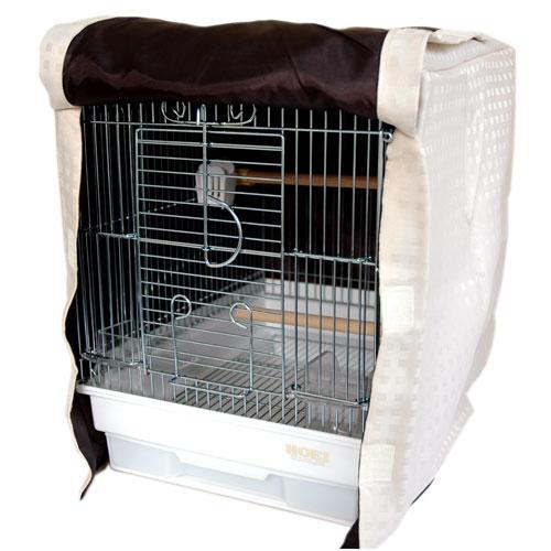 鳥かご カバー ケージカバー ナイトカバー 防寒カバー 寒さ対策 おやすみカバー 21手のり専用OK Cタイプ (訳ありセール 格安) ショッピング HOEI ハートフルハウスM