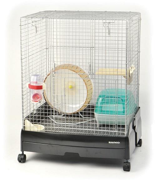 X144 【数量限定】 サンコー チンチラスターターセット※大型商品の為、別途送料加算 チンチラ飼育セット 小動物