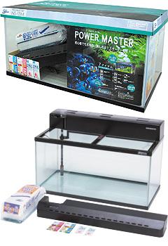 ニッソー ガラス角型90cm水槽(13Mセット)7点セット※大型商品のため別途送料
