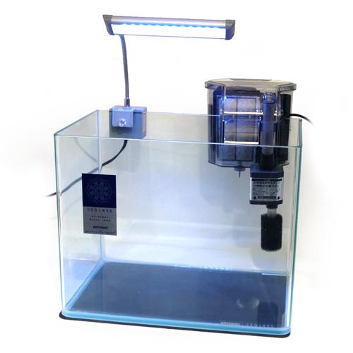 水槽 セット ろ過器/ コトブキ レグラスR-350 LEDエコライトセット