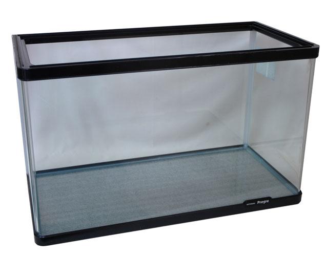 コーナー曲面60cmガラス水槽 60cm水槽 熱帯魚 金魚 / コトブキ プログレ600水槽 ※別途送料加算 [自発]
