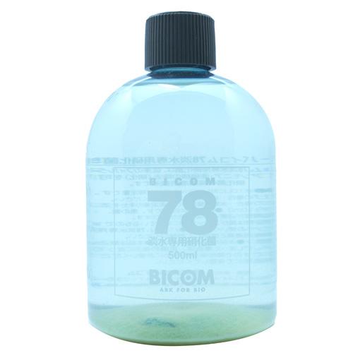 바이 콤 (BICOM) 슈퍼 바이 콤 78 민물 전용 질 균 500ml