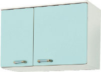 LIXIL サンウエーブ ホーロー 吊戸棚(高さ500) GPB2A-75 GPL2A-75