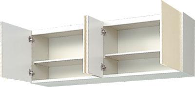 お買得 LIXIL サンウエーブ 木製キャビネット GKシリーズ GKF-A-150 高級品 GKW-A-150 吊戸棚
