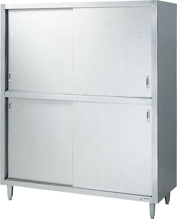 サンウェーブ業務用設備機器収納機器食器戸棚(棚板付属)  DCS-156