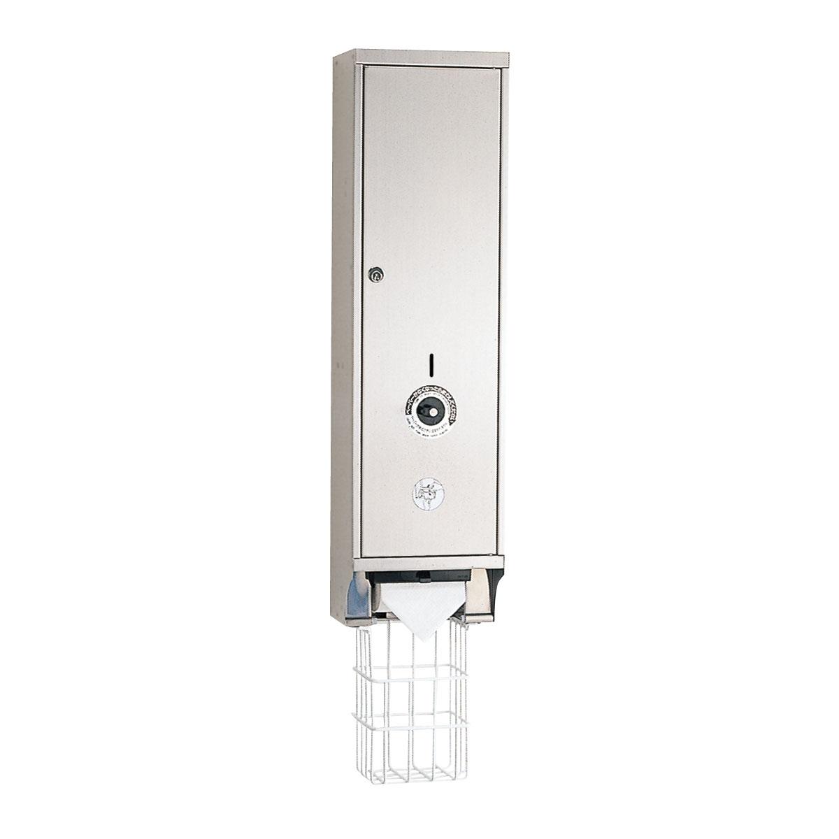 リラインス ボックス型ペーパーホルダー(6本用)露出型 R5506B